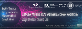 Technova - Computer and Electrical Engineering: Career Perspective | Google Developer Student Club