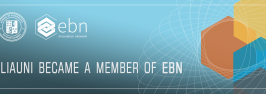 Ilia State University became a member of EBN