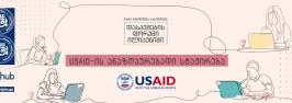 The USAID Economic Governance Program-ის ანაზღაურებადი სტაჟირების პროგრამა - მარი ბურდულის სახელობის ილიაუნის დასაქმების ფორუმი
