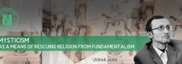 Mysticism as a means of rescuing religion from fundamentalism