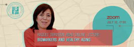 """Raquel Servigon Abad Online Lecture on:  """"Biomarkers and Healthy Aging"""""""