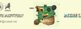 LIVE-საინფორმაციო შეხვედრა: რატომ არქეოლოგია?