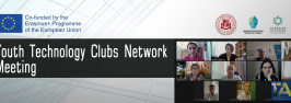 Youth Technology Clubs Network Meeting
