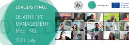 LOVE DISTANCE - Project Quarterly Management Meeting