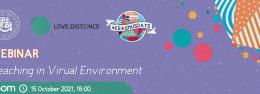 Erasmus Days 2021: Teaching in Virual Environment