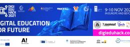 DigiEduHack 2021: ციფრული განათლება მომავლისთვის