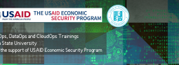 ISU Offers Training in DevOps, DataOps and CloudOps with USAID support