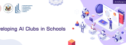 Developing AI clubs in schools