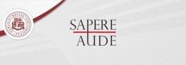 """""""SAPERE AUDE"""" - სოფო შუბითიძის მოხსენება"""